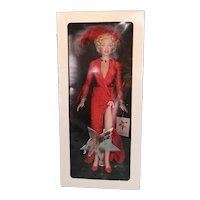 """""""Franklin Mint Vinyl Marilyn Monroe with Four Extra Outfits"""