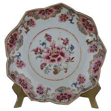 Fine Chinese Antique Yongzheng Period 1723-1735 Lotus Bowl