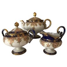 Tea Set Morimura ca 1910s-1921