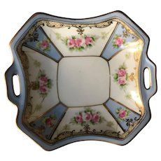 Nippon Small Serving Plate ca 1910s