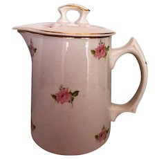 Bachelor Milk Pitcher 1901-1948