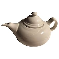Homer Laughlin china Teapot-LYRICA-mid century