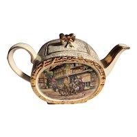 James Sadler Barrel Teapot 1950s