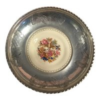 Limoges triumph imperial bowl by faberware 1920s