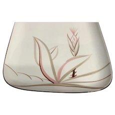 Winfield china-dragon flower- rectangular serving platter-1929-1949-USA made