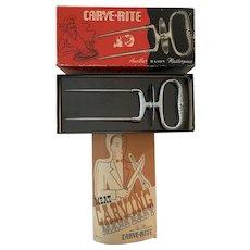 Vintage Carve-Rite Meat prong