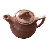 Pink Teapot 19 th century