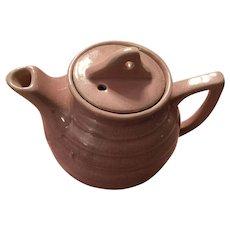 Vintage pink teapot 19 th century