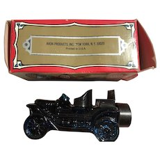 Avon Stanley Steamer with After Shave