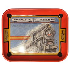 Coca-Cola/Dr.Pepper  Memphis  Special Train Serving Tray