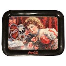Coca- cola -Drink Coca-Cola 5 cents metal tray