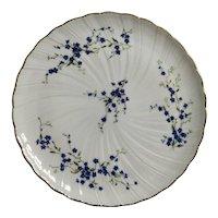 Bernardaud Limoges (Myosotis) France China#1