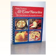 Betty Crocker's All-Time Favorites 1971 First Edition First Printing