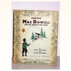 Edward MacDowell Musical Composer Bio