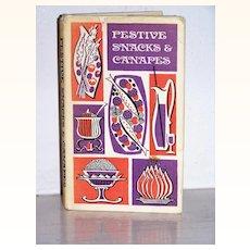Festive Snacks & Canapes Cookbook