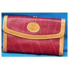 Buxton Ladies Wallet~Mint!