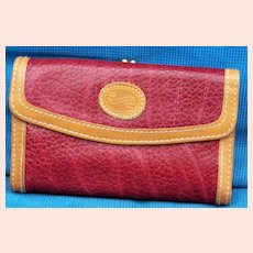 Buxton Ladies Wallet~Mint!