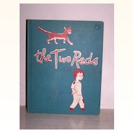 The Two Reds First Edition 1950 Great Illustrations