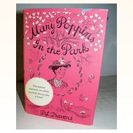 Mary Poppins in the Park  1952 American Edition