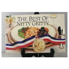 The Best of Nitty Gritty Cookbook 1987 1st Edition
