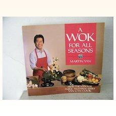 Martin Yan Cook Book (Yan Can Cook) 1988 1st Edition