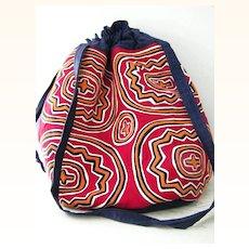 Large Mola Bucket Shoulder purse Unused mint condition