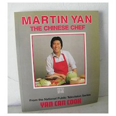 Martin Yan The Chinese Chef Cook Book