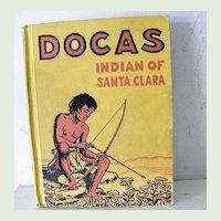 Docas Indian of Santa Clara
