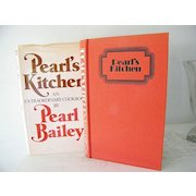 Pearl Bailey Cook Book 1973 stated first edition
