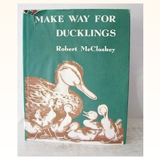 Make Way for Ducklings - Oversize  1969