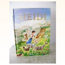 Heidi 1982 Printing   Excellent