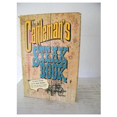 The Cattleman's Steak Book 1st edition 1967 Western Illustrations