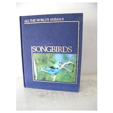 Songbirds with beautiful illustrations 1985