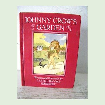 Johnny Crow's Garden Fabulous Re-Set Edition 1986