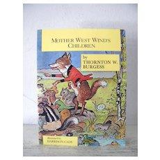 Mother West Winds Children Stories