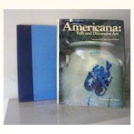 American Folk and Decorative Art  * 1st Edition