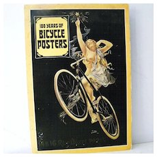 Over Sized Book 100 Years of Bicycle Posters 1st Edition