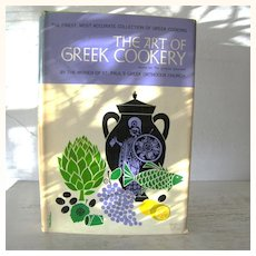 The Art of Greek Cookery