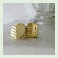 Kreisler Gold content marked Cufflinks