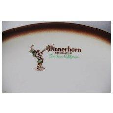 Large Tepco Platter Dinnerhorn Restaurants Southern California