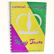 50% OFF Carnival of New Orleans Cookbook 1952-1971 Carnival of Recipes