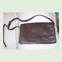 Caslon Leather Shoulder Bag Purse