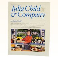 Julia Child and Company Cookbook