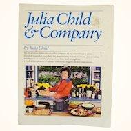 Julia Child and Company Cookbook