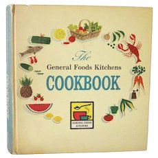 The General Foods Kitchens Cookbook 1959 1st Edition 1st Printing