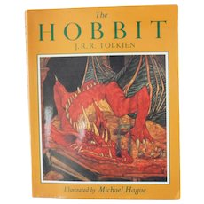 The Hobbit illustrated by Michael Hague 1984