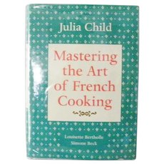 Mastering the Art of French Cooking by Julia Child 5th Edition