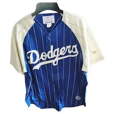 New, no tags. Dodgers MLB Shirt, MIRAGE Collection. Size Large - Red Tag Sale Item