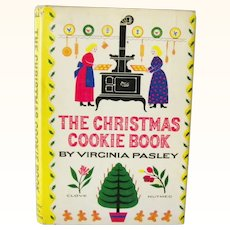 The Christmas Cookie Book by Virginia Pasley