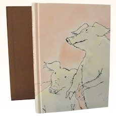Animal Farm by George Orwell, Folio special edition 1984